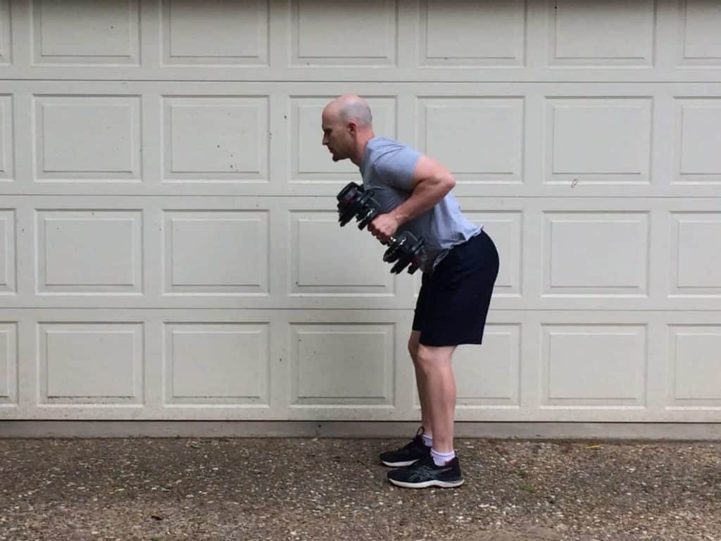 Row and Tricep Extension 2