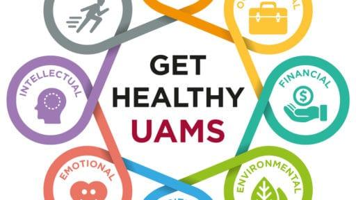 Get Healthy UAMS Artwork